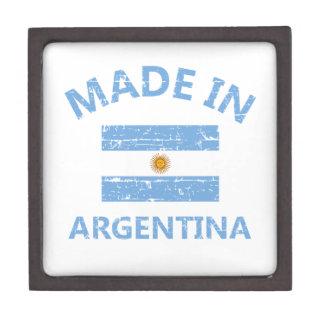 Hecho en la Argentina Caja De Regalo De Calidad