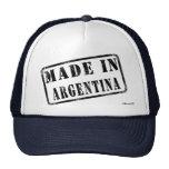 Hecho en la Argentina Gorros