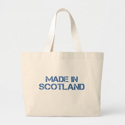 Hecho en la bolsa de asas de Escocia