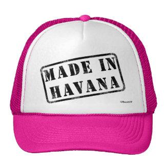 Hecho en La Habana Gorros