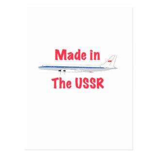 Hecho en la URSS