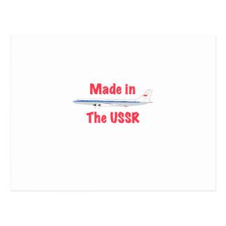 Hecho en la URSS Postal