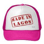 Hecho en Lagos Gorro De Camionero