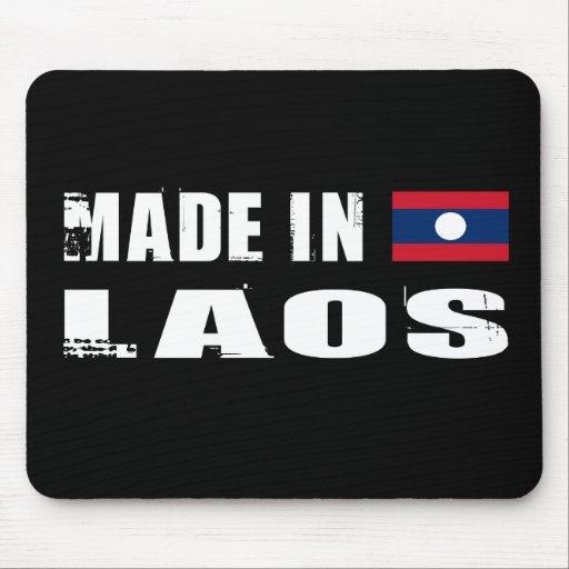 Hecho en Laos Tapete De Ratones
