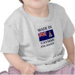 Hecho en las Islas Caimán Camisetas