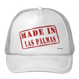 Hecho en Las Palmas Gorro De Camionero