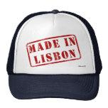 Hecho en Lisboa Gorras