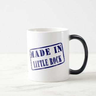 Hecho en Little Rock Taza De Café