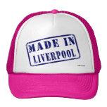 Hecho en Liverpool Gorro De Camionero