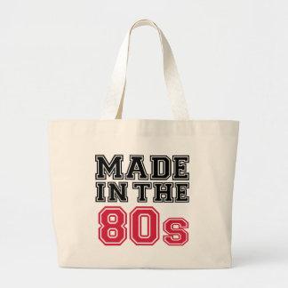 Hecho en los años 80 bolsa