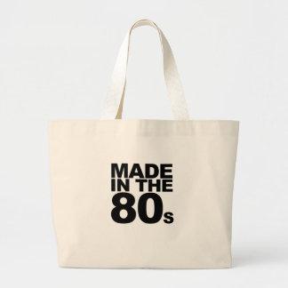 Hecho en los años 80 T-Shirts.png Bolsas De Mano