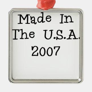 Hecho en los E E U U 2007 png Ornatos