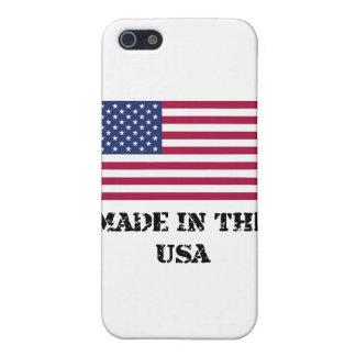 Hecho en los E E U U iPhone 5 Carcasa