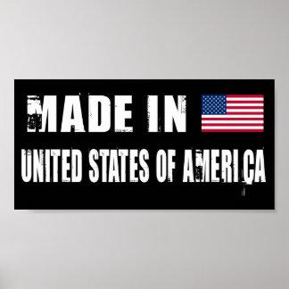 Hecho en los Estados Unidos de América Impresiones
