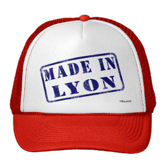 Hecho en Lyon Gorros