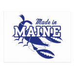 Hecho en Maine Postal