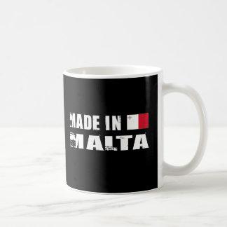 Hecho en Malta Tazas