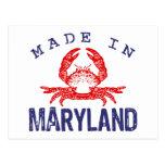 Hecho en Maryland Postal