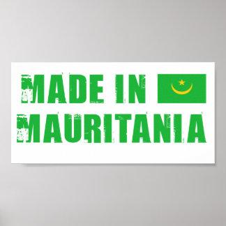 Hecho en Mauritania Impresiones