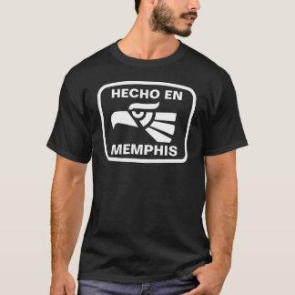 Hecho en Memphis personalizado custom personalized T-Shirt
