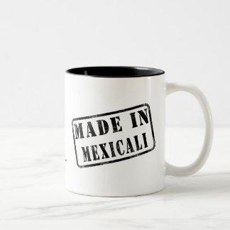Hecho en Mexicali Taza De Café