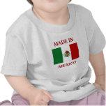 Hecho en México Camisetas