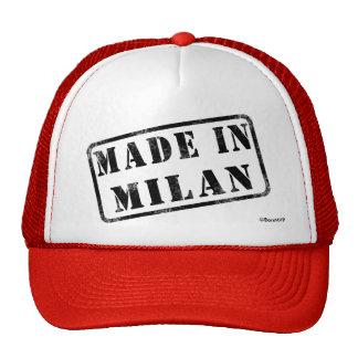 Hecho en Milano Gorros Bordados