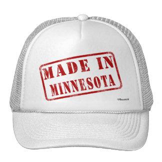 Hecho en Minnesota Gorras