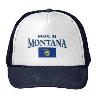 Hecho en Montana Gorro De Camionero
