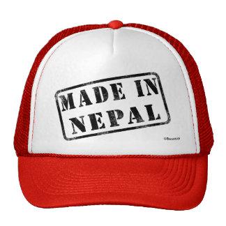Hecho en Nepal Gorros