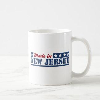 Hecho en New Jersey Taza