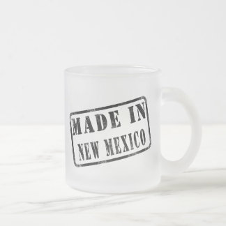 Hecho en New México Taza De Café