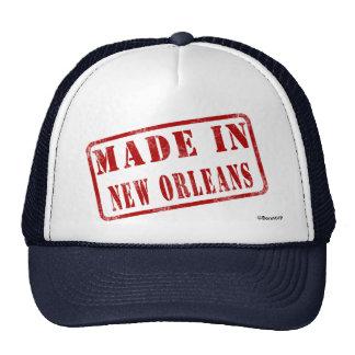 Hecho en New Orleans Gorra