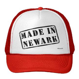 Hecho en Newark Gorro