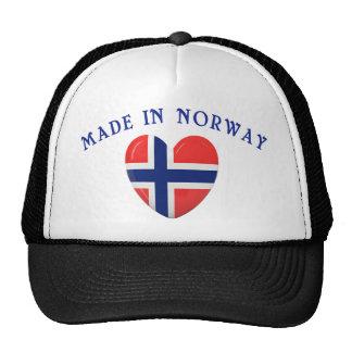 Hecho en Noruega con amor Gorro