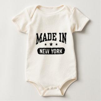 Hecho en Nueva York Body De Bebé