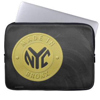Hecho en Nueva York Bronx Funda Portátil