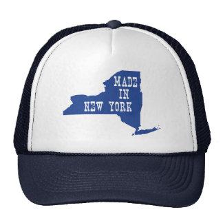 Hecho en Nueva York Gorro De Camionero