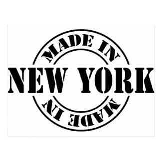 Hecho en Nueva York Tarjetas Postales
