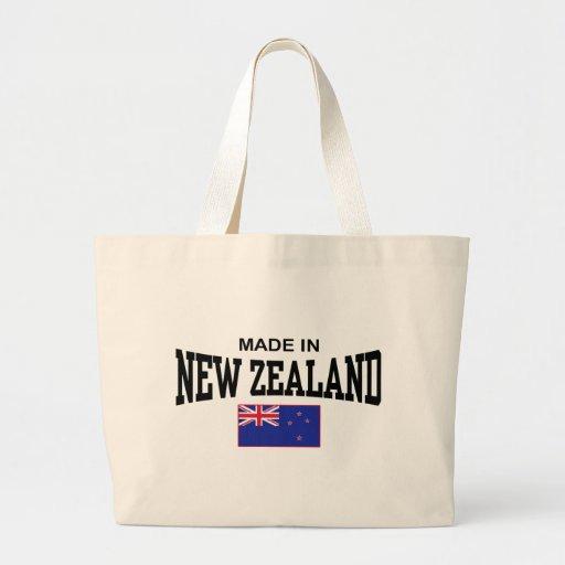 Hecho en Nueva Zelanda Bolsa