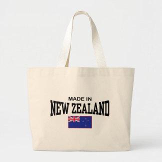Hecho en Nueva Zelanda Bolsa Tela Grande
