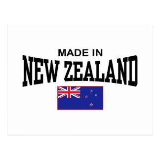 Hecho en Nueva Zelanda Postales