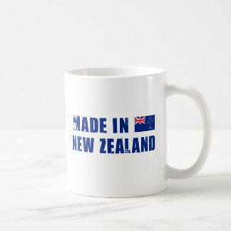 Hecho en Nueva Zelanda Taza