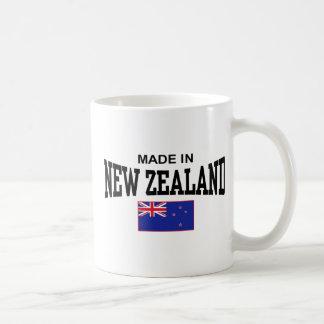 Hecho en Nueva Zelanda Taza Clásica