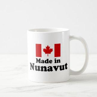 Hecho en Nunavut Taza Clásica