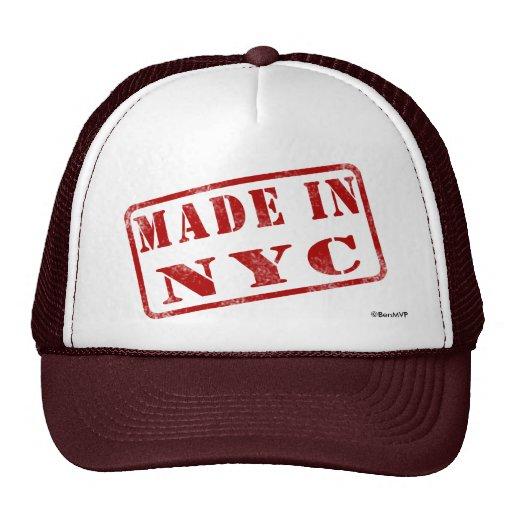 Hecho en NYC Gorra