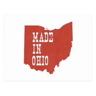 Hecho en Ohio Postales