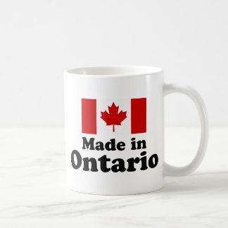 Hecho en Ontario Taza