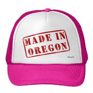 Hecho en Oregon Gorros