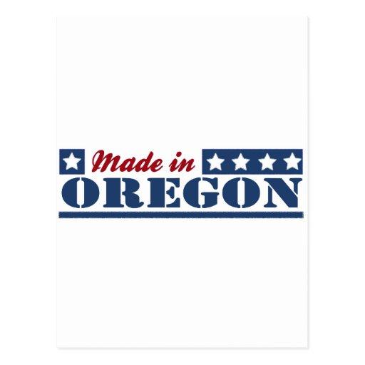 Hecho en Oregon Postal